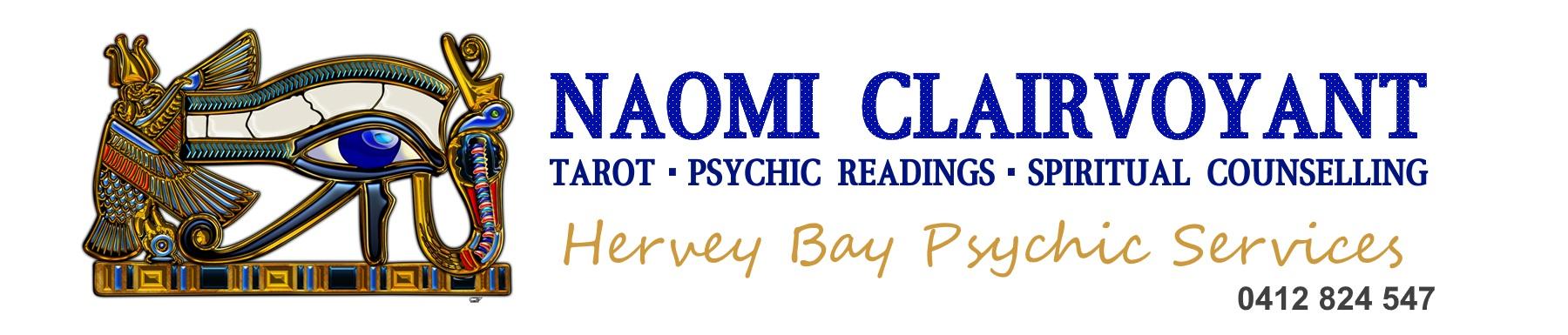 Naomi Clairvoyant - Hervey Bay Psychic, Maryborough, Wide Bay